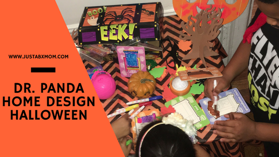 dr. panda, halloween, giveaway, home designer, candy factory