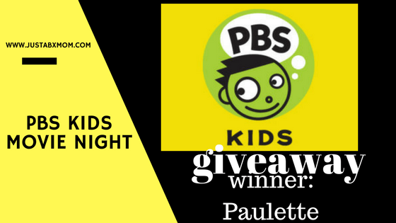 winner, announcement, pbs kids