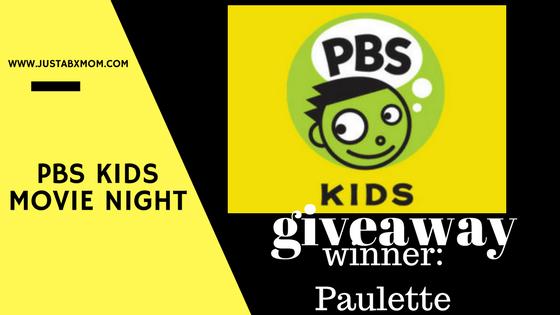 winner, announcement, pbs kids
