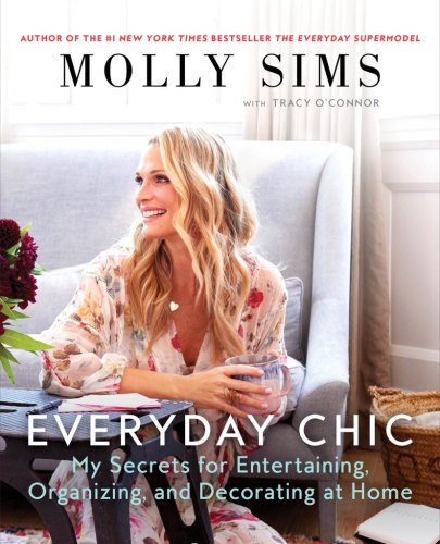 molly sims, everyday chic