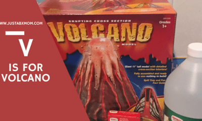 volcano, erupting volcano, learning resources, science experiments