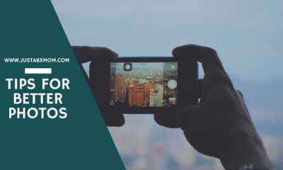 take better photos, tips for better photos, take better pictures