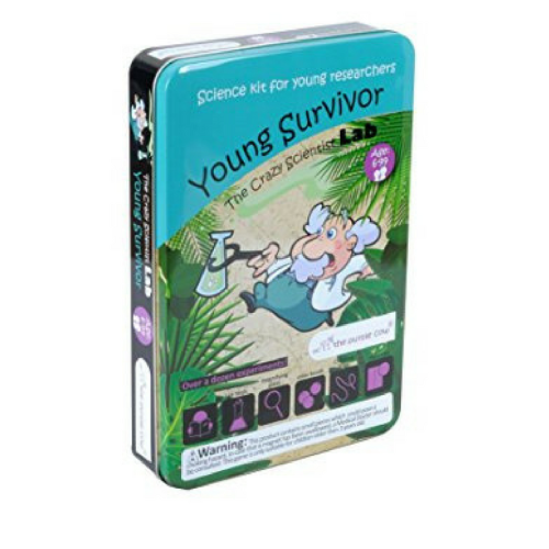 purple cow crazy scientist, survivors survival box