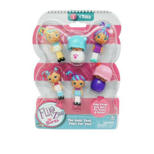 flipzee girls collectibles