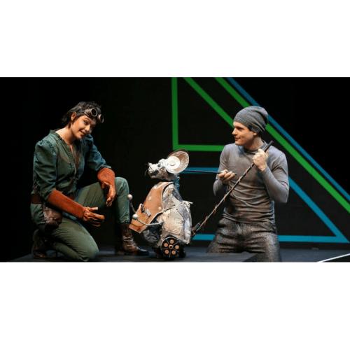 nycct, childrens theater, interstellar cinderella