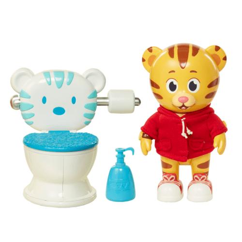 daniel tiger, potty time, potty training