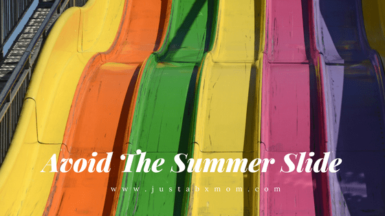 summer slide, avoid the summer slide, lesson retention,