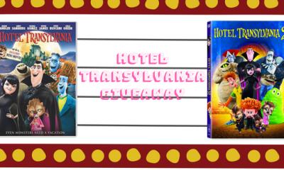 hotel transylvania, hotel transylvania 2, hotel transylvania 3, giveaway, dvd, dvd giveaways, selena gomez, adam sandler, fran drescher