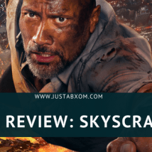 skyscraper, skyscraper movie, movie review, dwayne johnson, the rock, neve campbell, the pearl, will sawyer, sarah sawyer, die hard