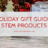tech gift guide, science gift guide