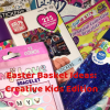 easter basket ideas, easter basket stuffers, no candy easter basket