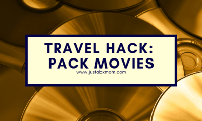 movies, dvds, movies to pack
