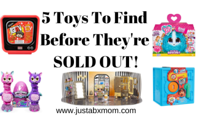 what to buy kids for christmas, hottest holiday toys, hatchimals, scruffa-a-luv, ryan's world, lol surprise