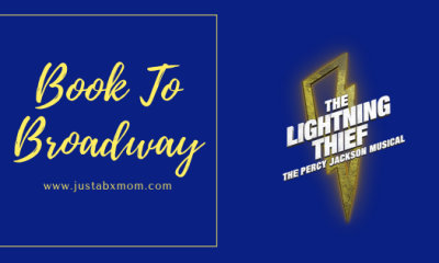 percy jackson, the lightning thief, lightning thief on broadway