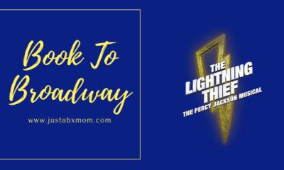 percy jackson, the lightning thief, lightning thief on broadway