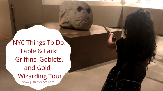 Title Image: NYC Things To Do_ Fable & Lark_ Griffins, Goblets, and Gold - Wizarding Tour