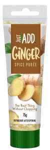 just-add-ginger spice purees