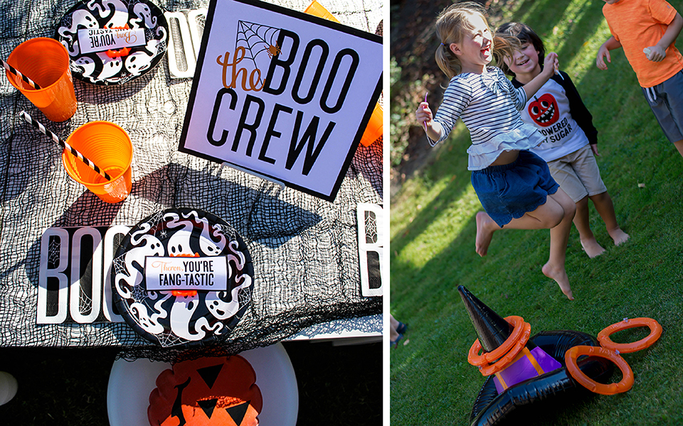 Boo Crew, Kids Halloween Party, Halloween