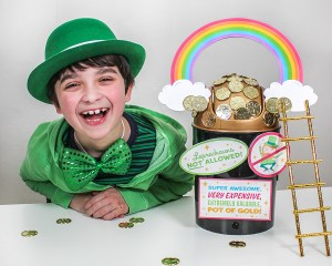 Easy DIY Leprechaun Trap Idea for Kids