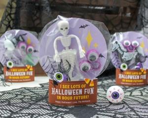DIY Crystal Ball Halloween Gift Idea