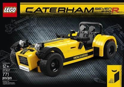lego caterham 7