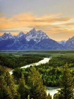 Grand Teton National Park Audio Guide