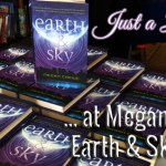 Recap: Launch Party for Megan Crewe's Earth & Sky