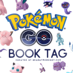 Pokémon GO Book Tag