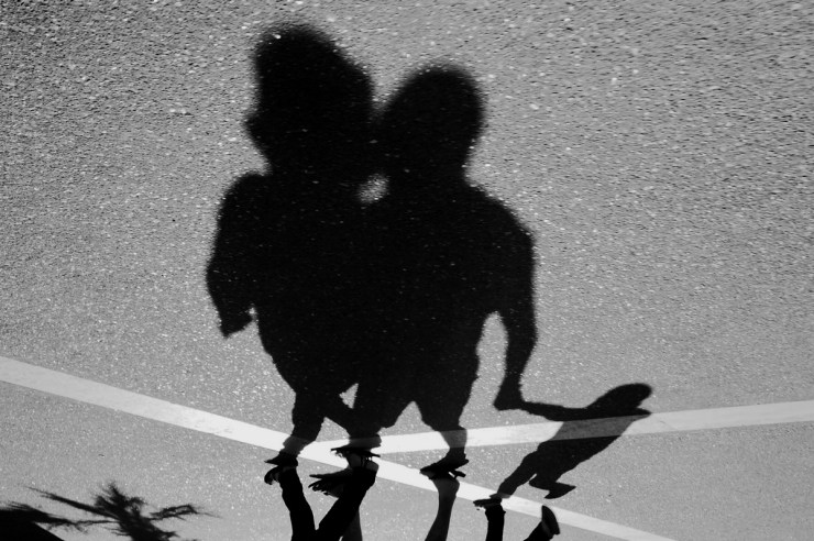 Family shadows
