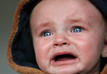 Reasons why your baby is crying