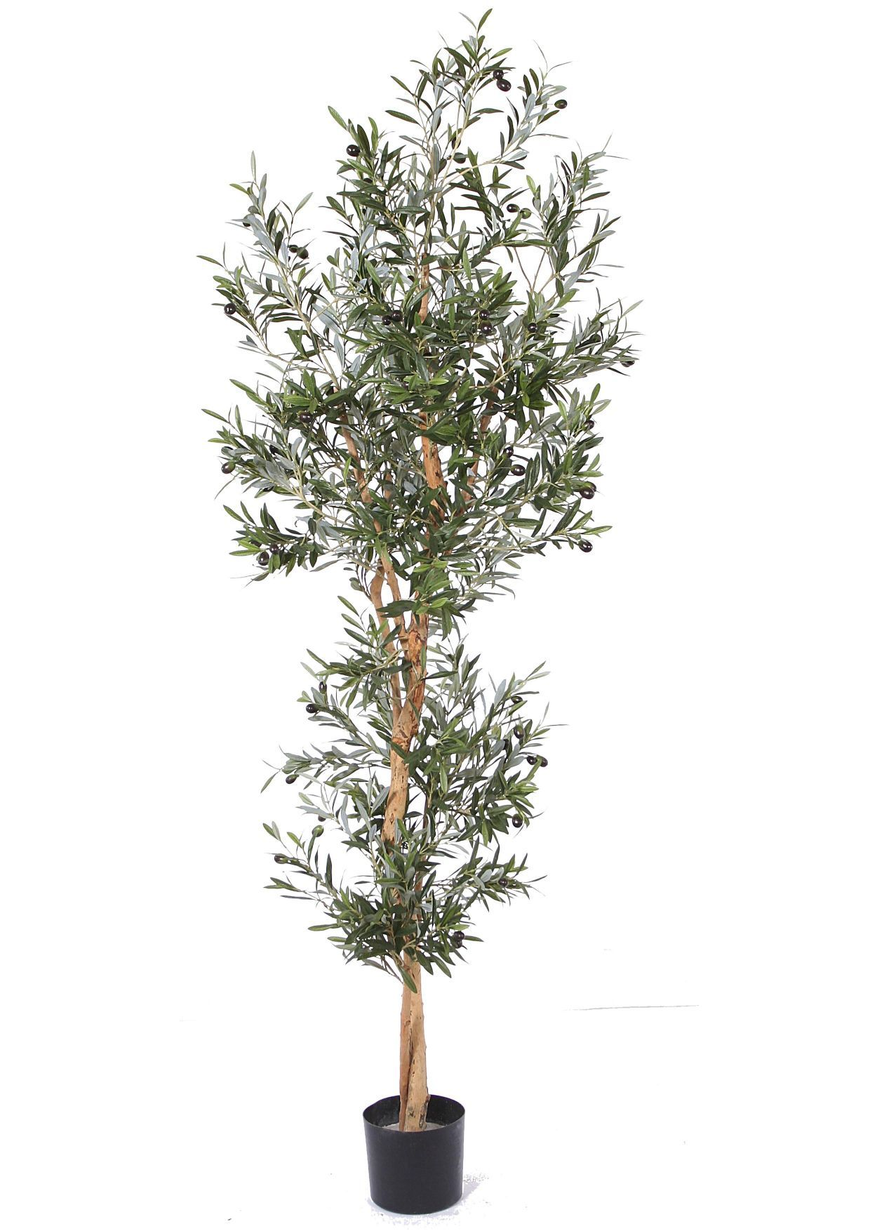 Artificial Silk Olive Tree Just Artificial