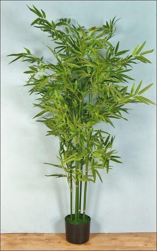 Artificial Silk Bamboo Tree Just Artificial
