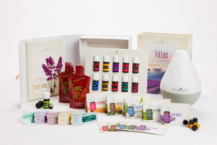 Earn a Free Young Living Starter Kit - free essential oils