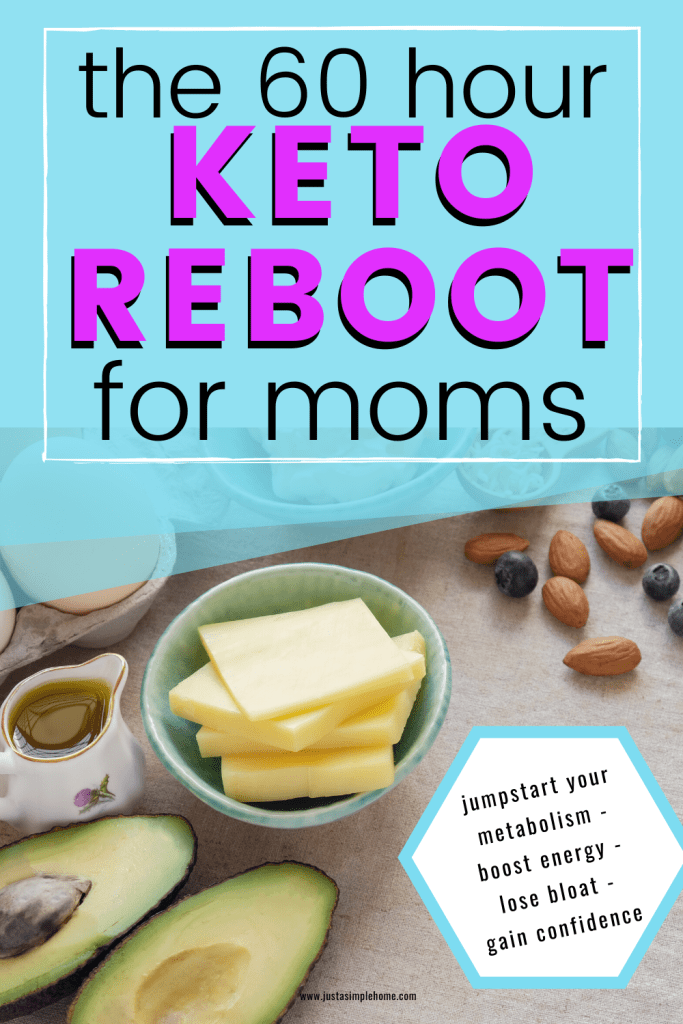 The Keto Reboot - 60 hour cleanse