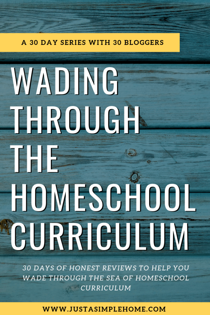 Help for choosing homeschool curriculum