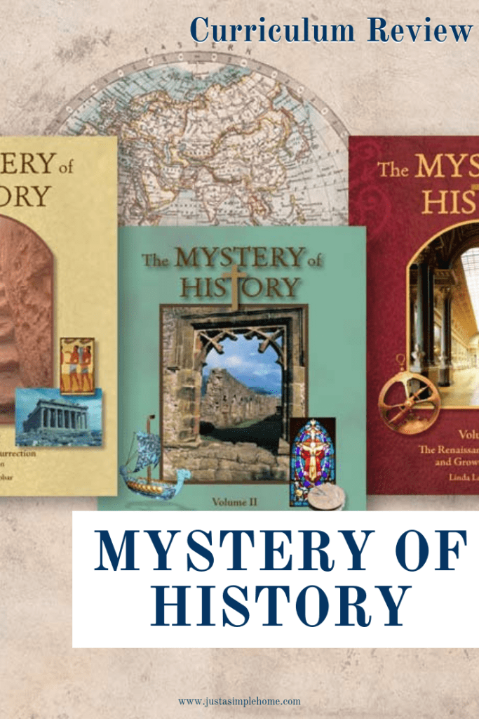 Mystery of History Curriculum Review