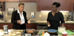Just Ask Light & Easy Cooking with Laketa McCauley