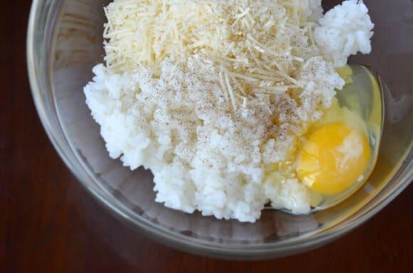 Аранчини (рисовые шары)