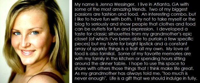 About Jenna Wessinger