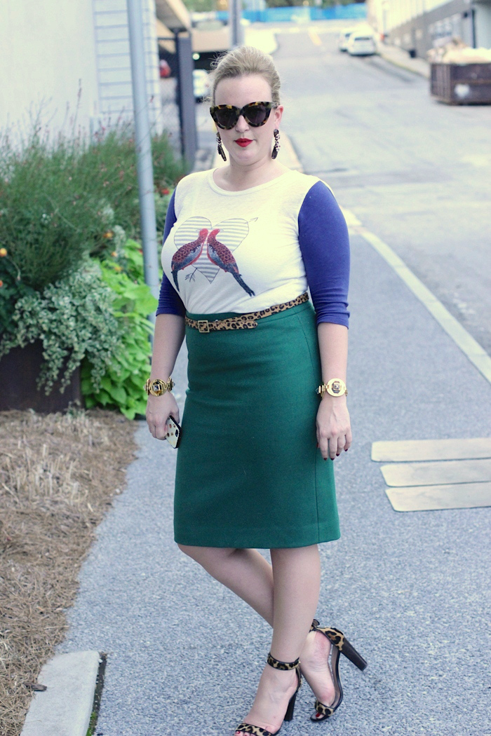 JCrew No. 2 Pencil Skirt