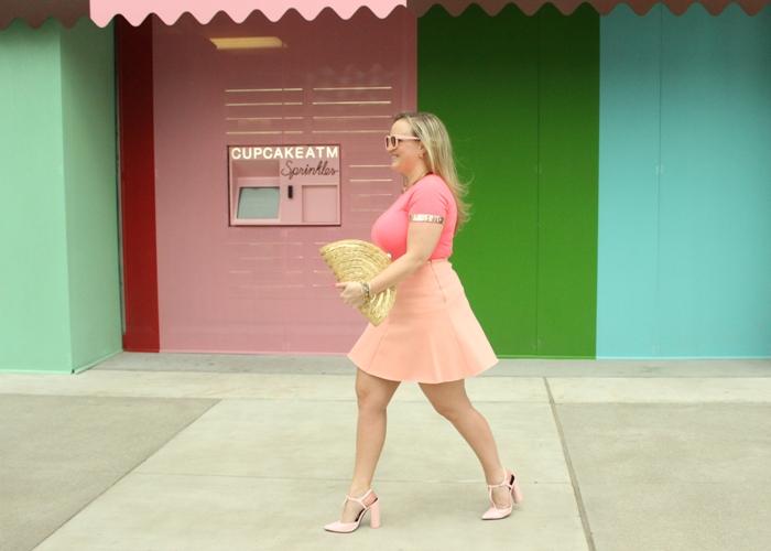 Kate Spade Zara Pink