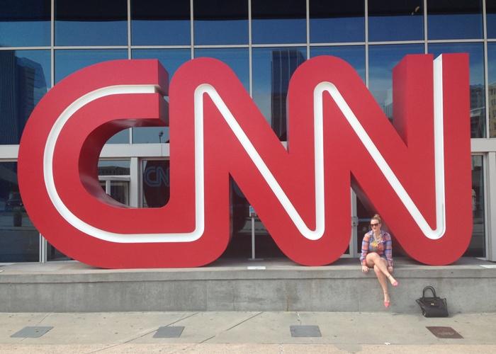 CNN Center Tour