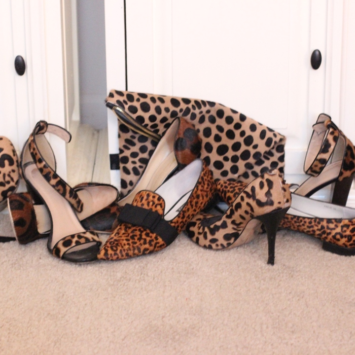 Fall Leopard Shoes