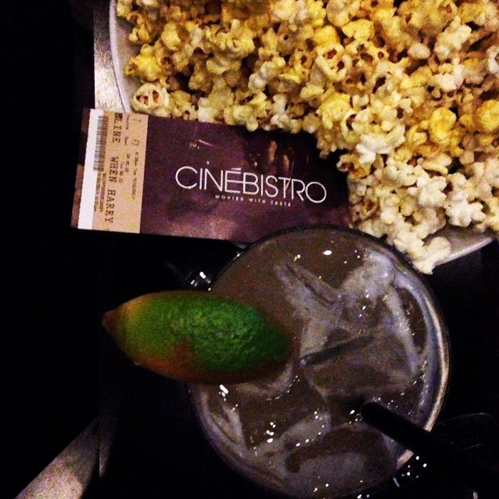 Cinebistro Movie