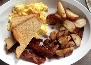 Highland Bakery Classic Breakfast