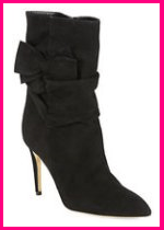 Kate Spade Ruched Suede Boot