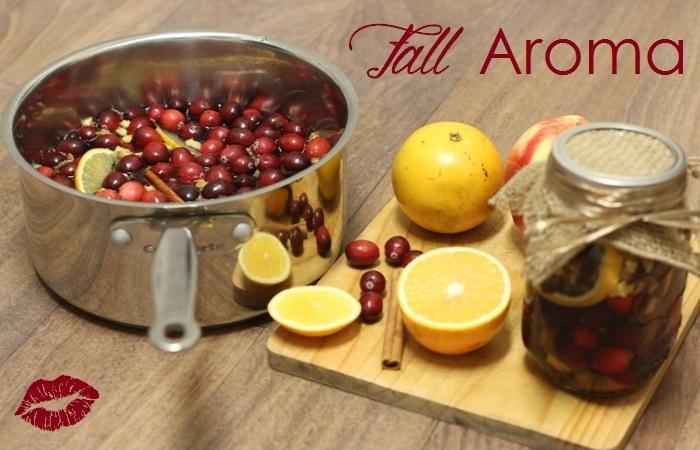 DIY Fall Aroma Simmer Pot