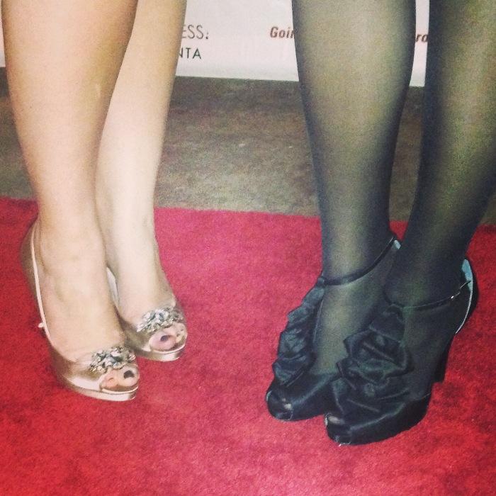 DfSA Red Carpet Shoes