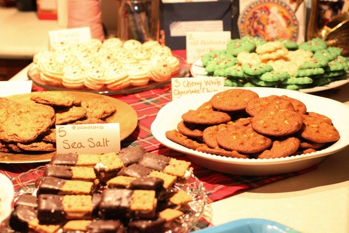 Xmas Cookie Competition
