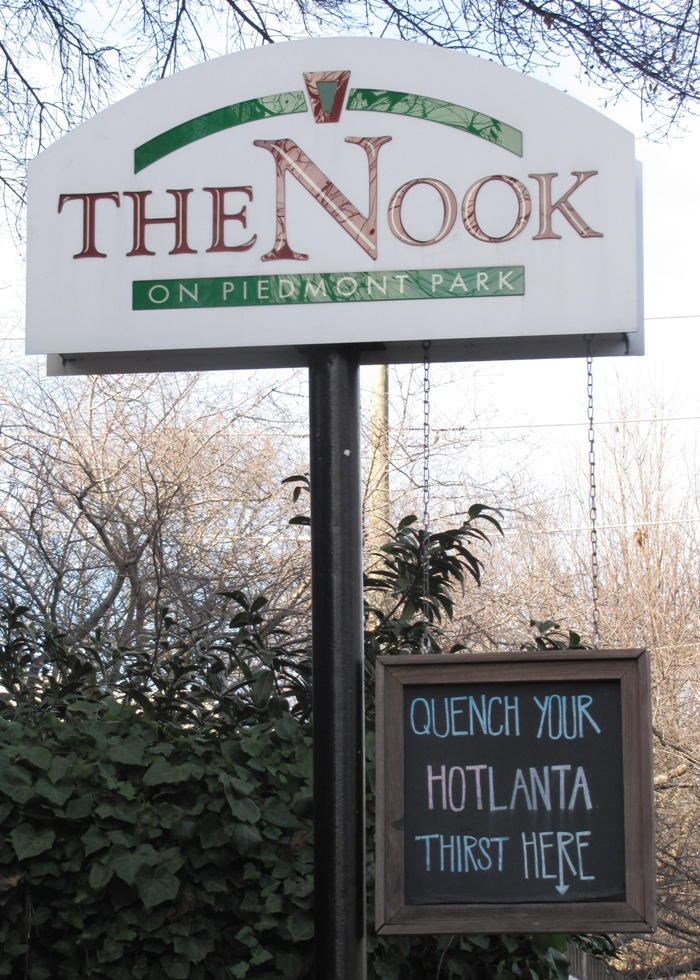 The Nook on Piedmont Park Atlanta